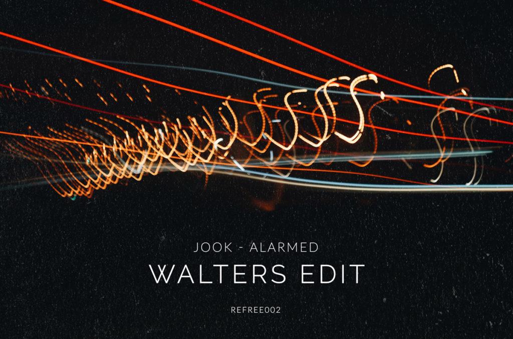 Free Track: Jook – Alarmed (Walters 160 Edit)
