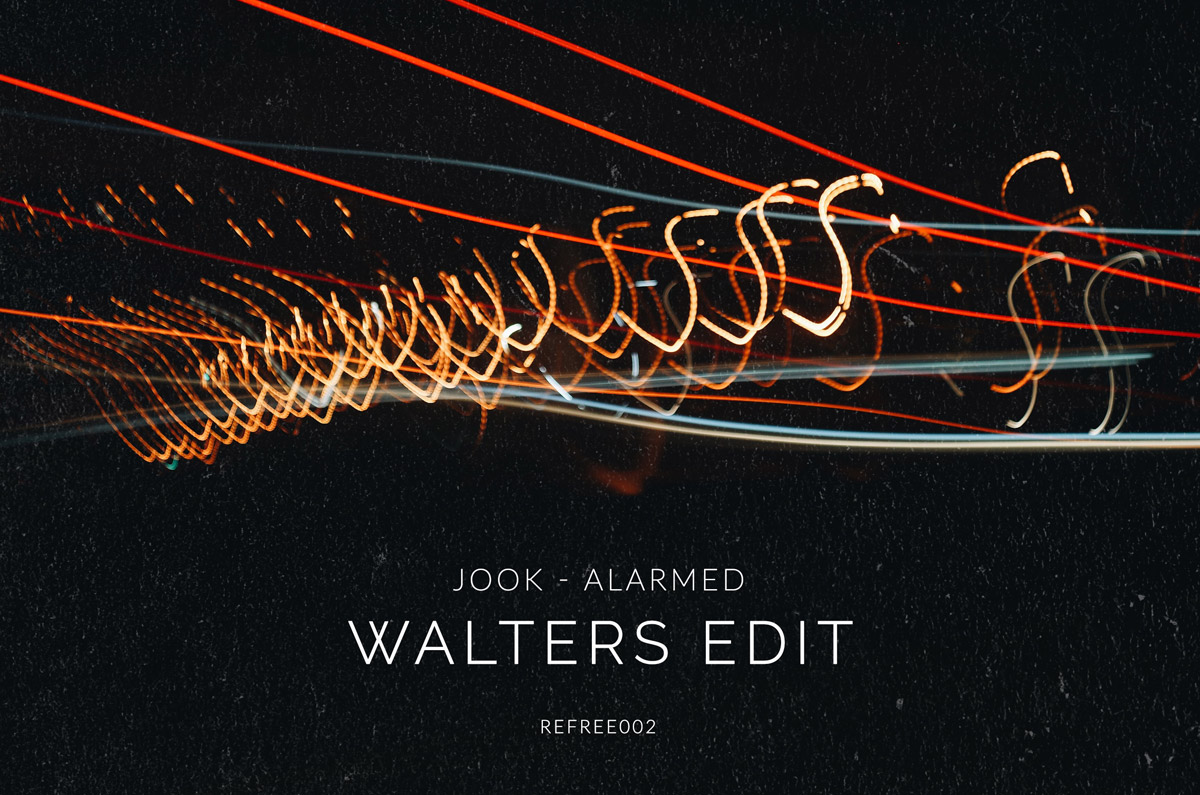 Free Track: Jook - Alarmed (Walters 160 Edit)