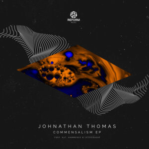 Johnathan Thomas - Commensalism EP